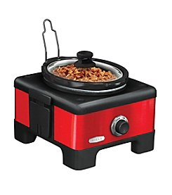 Bella 2.5-qt. Red Linkable Slow Cooker