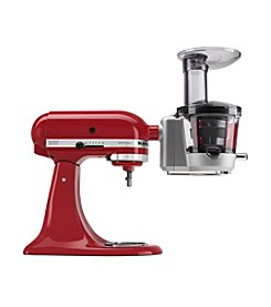 KitchenAid® Masticating Juicer Stand Mixer Attachment
