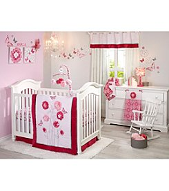 NoJo Butterfly Bouquet Baby Bedding Collection