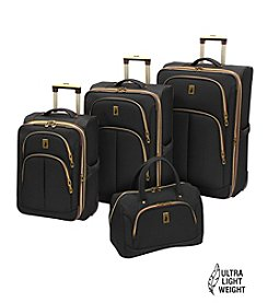 London Fog® Coventry Ultra-Light Luggage Collection + $50 Gift Card by mail