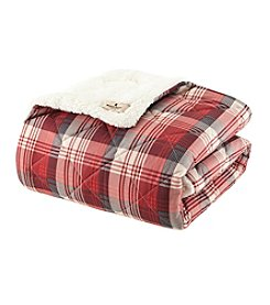 Woolrich® Tasha Softspun Down-Alternative Filled Throw