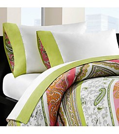 Echo® Gramercy Paisley 230-Thread Count Sheet Set