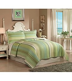 Pem America Retro Chic Sage Harbor Mini Quilt Set