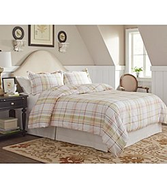 Pointehaven Tristan UltraSoft Flannel Duvet Set