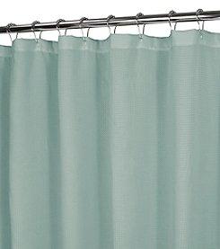 Watershed™ Waffleweave Shower Curtain