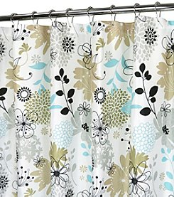 Watershed™ Bloomin Shower Curtain