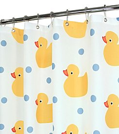 Watershed™ Ducky Time Shower Curtain
