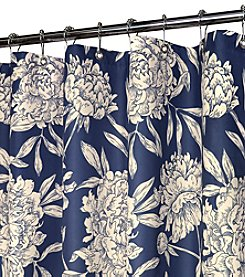 Watershed™ Peony Shower Curtain