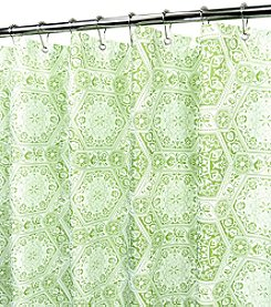 Watershed™ Venetian Tiles Shower Curtain