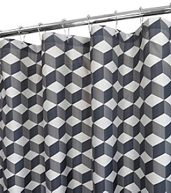 Watershed™ Cube Shower Curtain