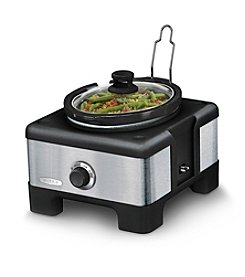Bella Silver 2.5-qt. Linkable Slow Cooker