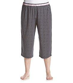 KN Karen Neuburger Plus Size Crop Pants