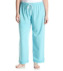 KN Karen Neuburger Plus Size Aqua Pants