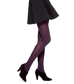HUE® Thermo-Luxe Opaque Tights