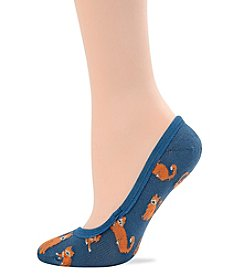 Hot Sox Cat Liner Socks