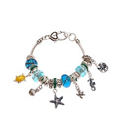 L&J Accessories Believe In - Inspirational Charm Bracelet