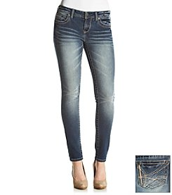 Wallflower® Cozy Skinny Jeans