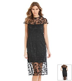 Nine West® Lace Dress