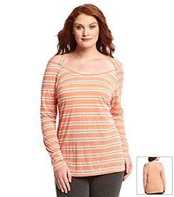 Marc New York Performance Plus Size Racer Back