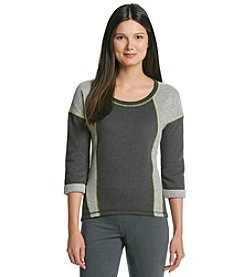 Marc New York Performance Three-Quarter Sleeve Pullover