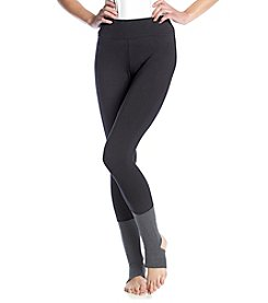 Marc New York Performance Long Legging With Colorblock Stirrup