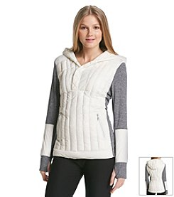 Calvin Klein Performance Pullover Packable Down Jacket
