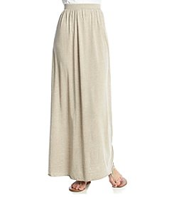 Ruff Hewn Burnout Maxi Skirt