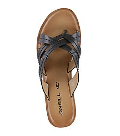 "O'Neill ""Margarita"" Wedge Sandals"
