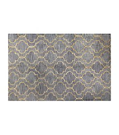 Shemiran Rugs Greenwich Grey HG266 Area Rug
