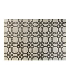 Shemiran Rugs Greenwich Ivory HG296 Area Rug