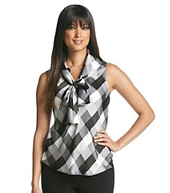 Nine West® Tie Neck Cami