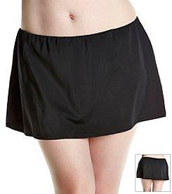 South Point® Plus Size Hi Tide Swim Skirt