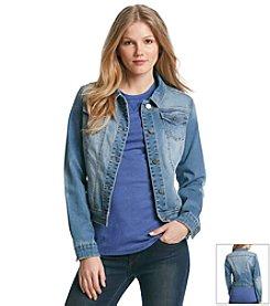 Earl Jean® Soft Touch Jean Jacket