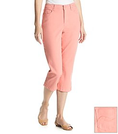 Gloria Vanderbilt® Avery Comfort Flex Stretch Capri