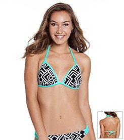 Malibu Dream Girl® Urban Spirit Pushup Swim Top