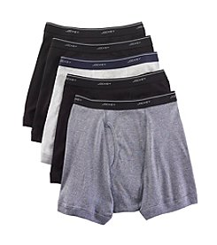 Jockey® Men's 5-Pk Classics Full Rise Boxer Brief