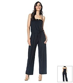 Bleu|Rod® Beattie Totally Tubular Solids Jumpsuit