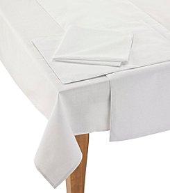 Calvin Klein Subtle Shine Table Linen Collection