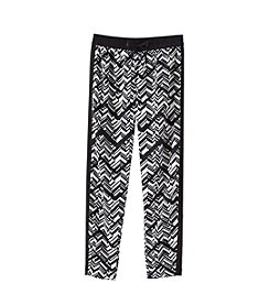Jessica Simpson Girls' 7-16 Chevron Soft Pants