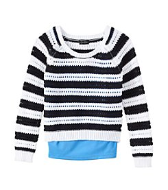 Jessica Simpson Girls' 7-16 Pure Sweater Pullover