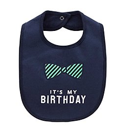 Carter's® Baby Boys' It's My Birthday Bib