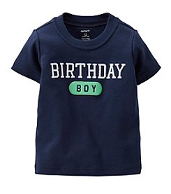 Carter's® Baby Boys' Birthday Tee