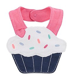 Carter's® Baby Girls' Cupcake Bib