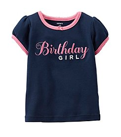 Carter's® Baby Girls' Birthday Tee
