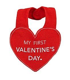 Carter's® Baby Girls' Valentine's Day Heart Bib