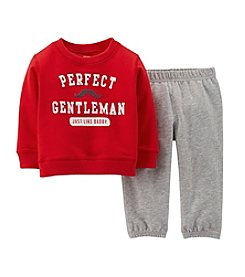 Carter's® Baby Boys' 2-Piece Perfect Gentleman Pants Set