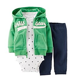 Carter's® Baby Boys' 3-Piece Allstar Cardigan Set