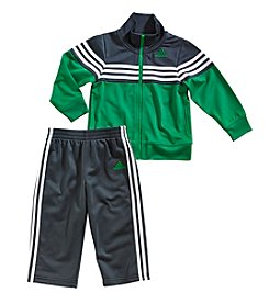 adidas® Baby Boys' 2-Piece Power Striped Set