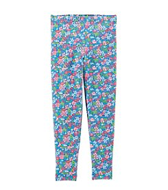 Carter's® Girls' 4-6X Floral Print Leggings