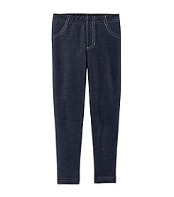 Carter's® Girls' 4-6X Denim Leggings